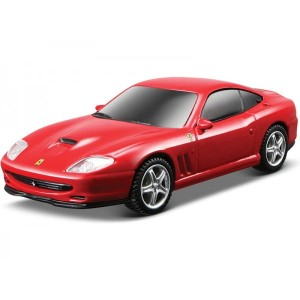 Ferrari 550 Maranello Light and Sound Bburago 1:43