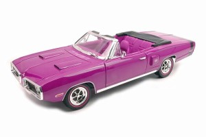 Dodge Coronet R/T Convertible 1970 Lucky Diecast 1:18