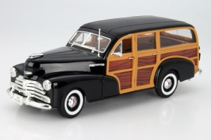 Chevrolet Fleetmaster 1948 Welly 1:18