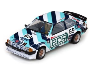 Ford Escort RS 1600i #69 BTCC Champion 1985Class-C Champion 1985  SUN STAR  1:18