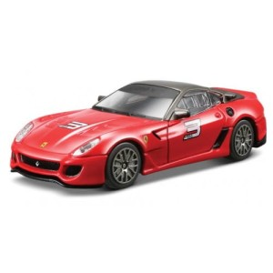 Ferrari 599XX Light and Sound Bburago 1:43