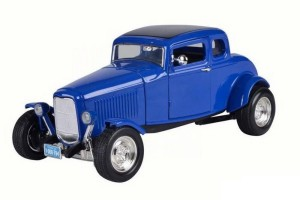 Ford Coupe Five-Window Coupe 1932 Motor Max 1:18