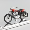 39360 Harley Davidson 1972 XR750 Racing Bike MAISTO 1:18