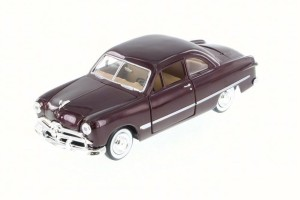 Ford Coupe Hard Top 1949 Motor Max 1:24