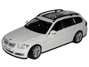 BMW 3 Series Touring  Bburago 1:24