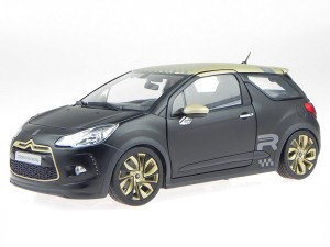Citroen DS3 Rally 2013 Norev 1:18