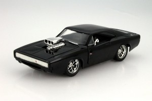 Dodge Charger R/T 1970 - Dom Jada Toys 1:24