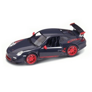 Porsche 911 997-2 GT3 RS Coupe 2010 Lucky Diecast 1:24