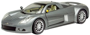 Chrysler Me Four Twelve Concept 2004 Motor Max 1:24