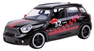 Mini Cooper S Countryman GT Racing Motor Max 1:24