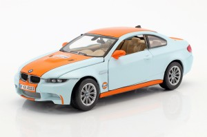 BMW M3 Coupe 2015 Gulf Series Motor Max 1:24