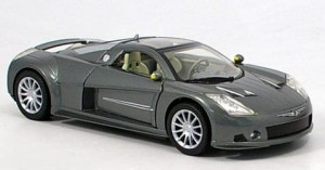 Chrysler Me Four Twelve  Motor Max 1:18
