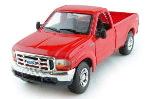 Ford Mighty F350 Super Duty Maisto 1:27