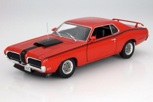 Mercury Cougar Eliminator 1970 Welly 1:18