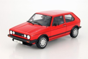 Volkswagen Golf I GTI  Welly 1:18
