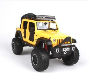 Jeep Wrangler Sport Unlimited 2015 Maisto 1:24