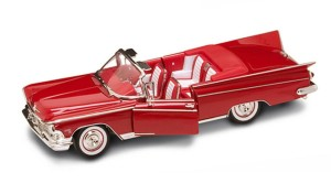 Buick Electra 225 Convertible 1959 Lucky Diecast 1:18