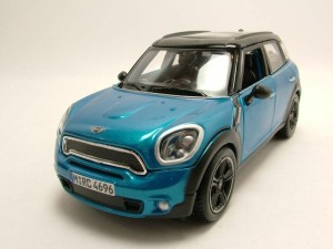 Mini Countryman 2010 Maisto 1:24