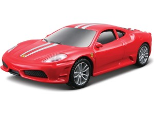 Ferrari 430 Scuderia Light and Sound Bburago 1:43