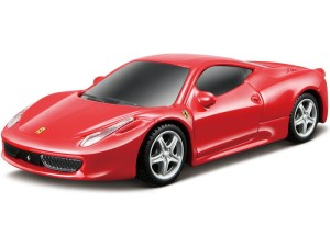 Ferrari 458 Italia Light and Sound Bburago 1:43