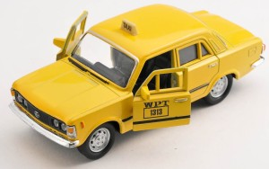 Fiat 125P Taxi Welly 1:34