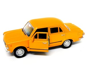 Fiat 125p Legenda PRL Welly 1:34