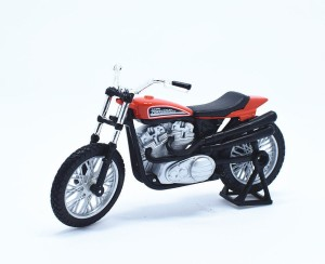 Harley Davidson 1972 XR750 Racing Bike MAISTO 1:18