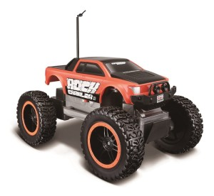 Rock Crawler Junior R/C MAISTO RC