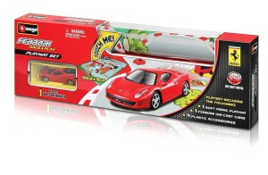 Ferrari Race & Play Playmat Set Bburago