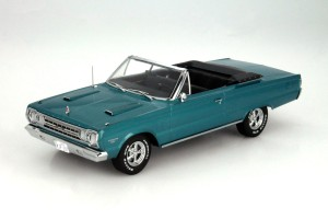 Plymouth Belvedere GTX 1967 Greenlight 1:18