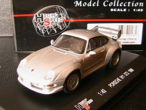 Porsche 911 996 Gt2 1996 High Speed 1:43