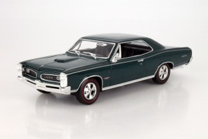 Pontiac GTO 1966 Welly 1:18