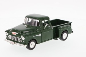 Chevrolet 5100 Stepside Pick Up 1955 Motor Max 1:24