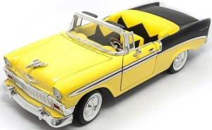Chevrolet Bel Air 1956 Lucky Diecast 1:18