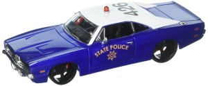 Dodge Charger R/T State Police 1969 Maisto 1:25