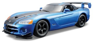 Dodge Viper SRT10 ACR Bburago KIT 1:24