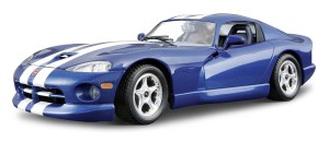 Dodge Viper GTS Coupe 1996 Bburago KIT 1:24