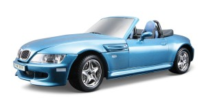 BMW M Roadster 1996 Bburago KIT 1:24