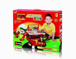 Ferrari Kids Workshop  Bburago