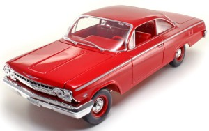Chevrolet Bel Air 1962 Maisto 1:18