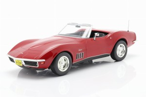 Chevrolet Corvette Convertible 1969 Norev 1:18