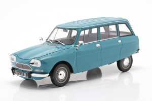 Citroen Ami 8 Break 1975 Norev 1:18
