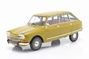 Citroen Ami 8 Club 1969 Norev 1:18