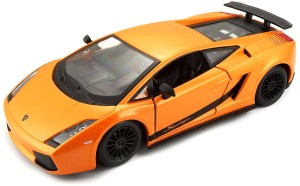 Lamborghini Gallardo Superleggera Bburago KIT 1:24
