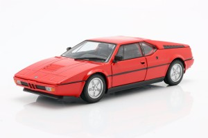 BMW M1 1978 Welly 1:24