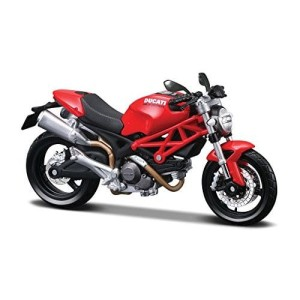 Ducati Monster 696 2011 Maisto KIT 1:12
