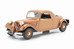 Citroen Traction Avant Coupe 11B 1939 Norev 1:18