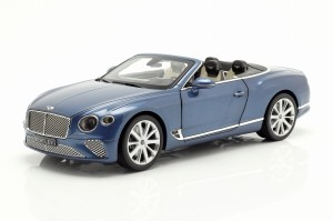 Bentley Continental GT Convertible 2019 Norev 1:18