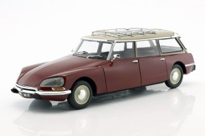Citroen Break 21 1970 Norev 1:18
