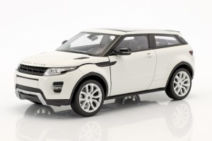 Range Rover Evoque 2011 Welly 1:24